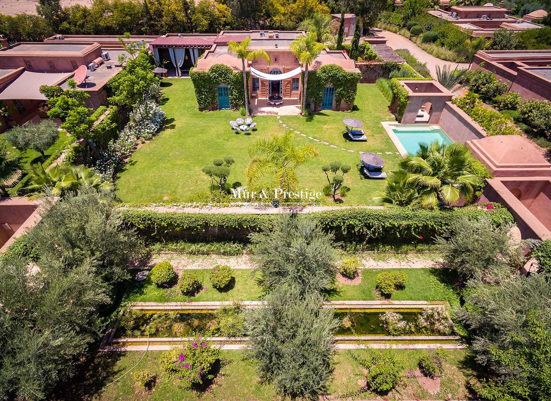 Villa de charme à vendre à Marrakech