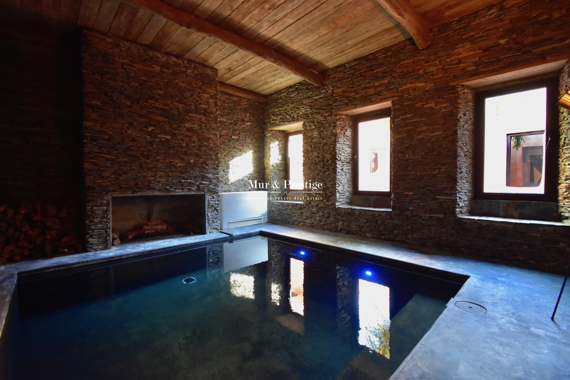 Maison coup de cœur à louer à Marrakech - copie