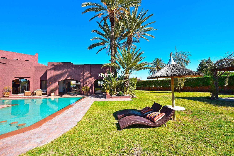 Maison en location  route de Ouarzazate à Marrakech
