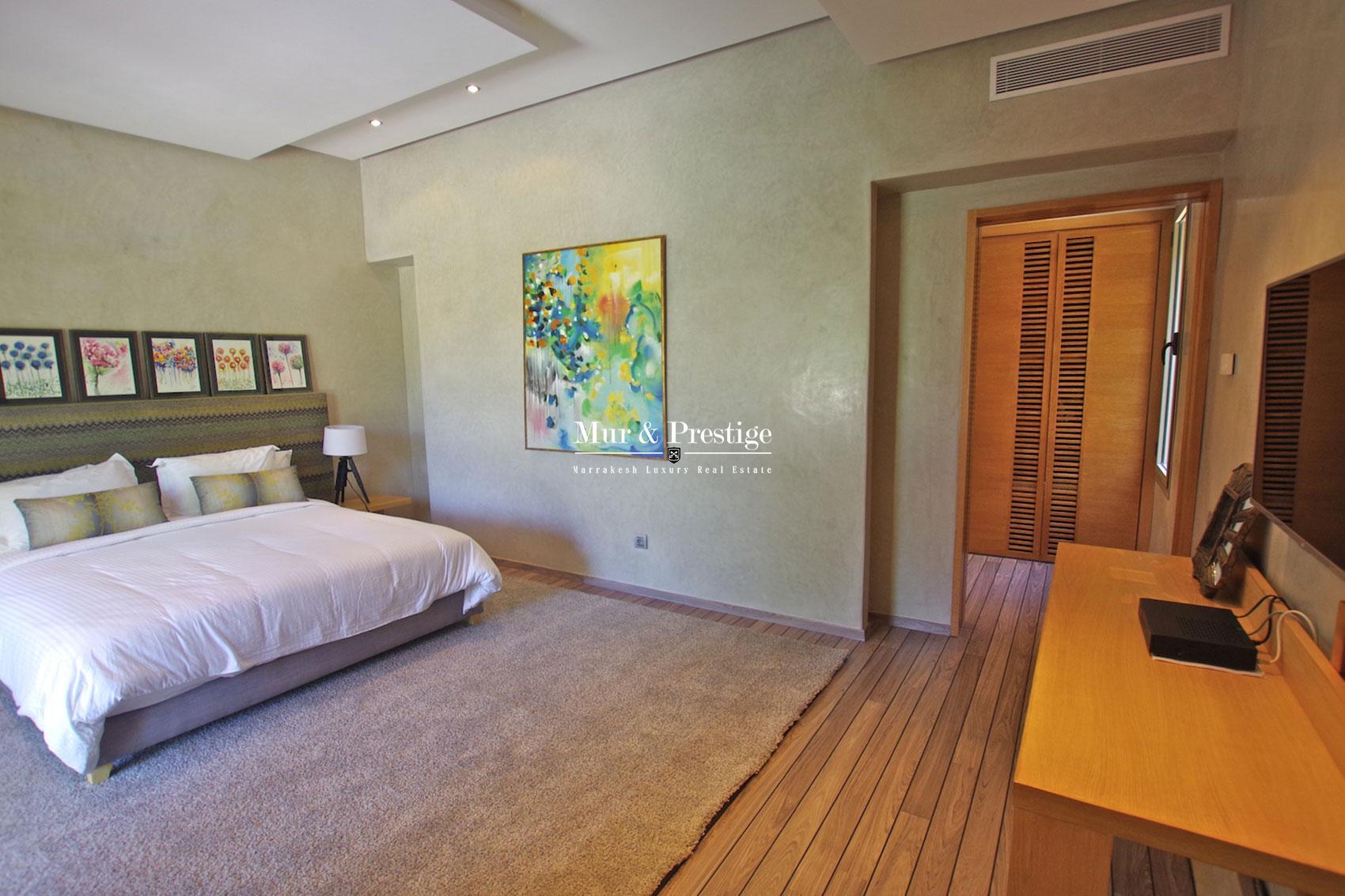 Agence immobilière Marrakech - Villa à louer à la Palmeraie
