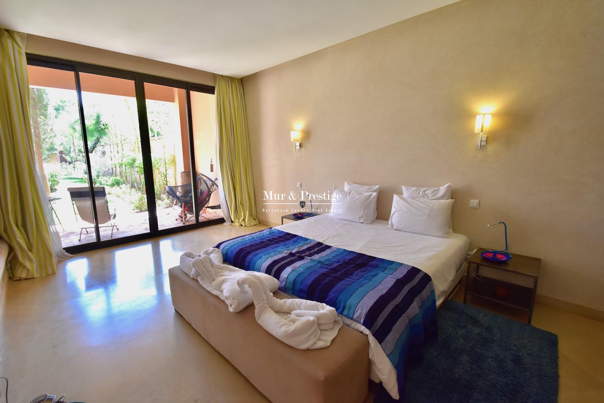 Agence immobilière à Marrakech - Villa à louer sur golf