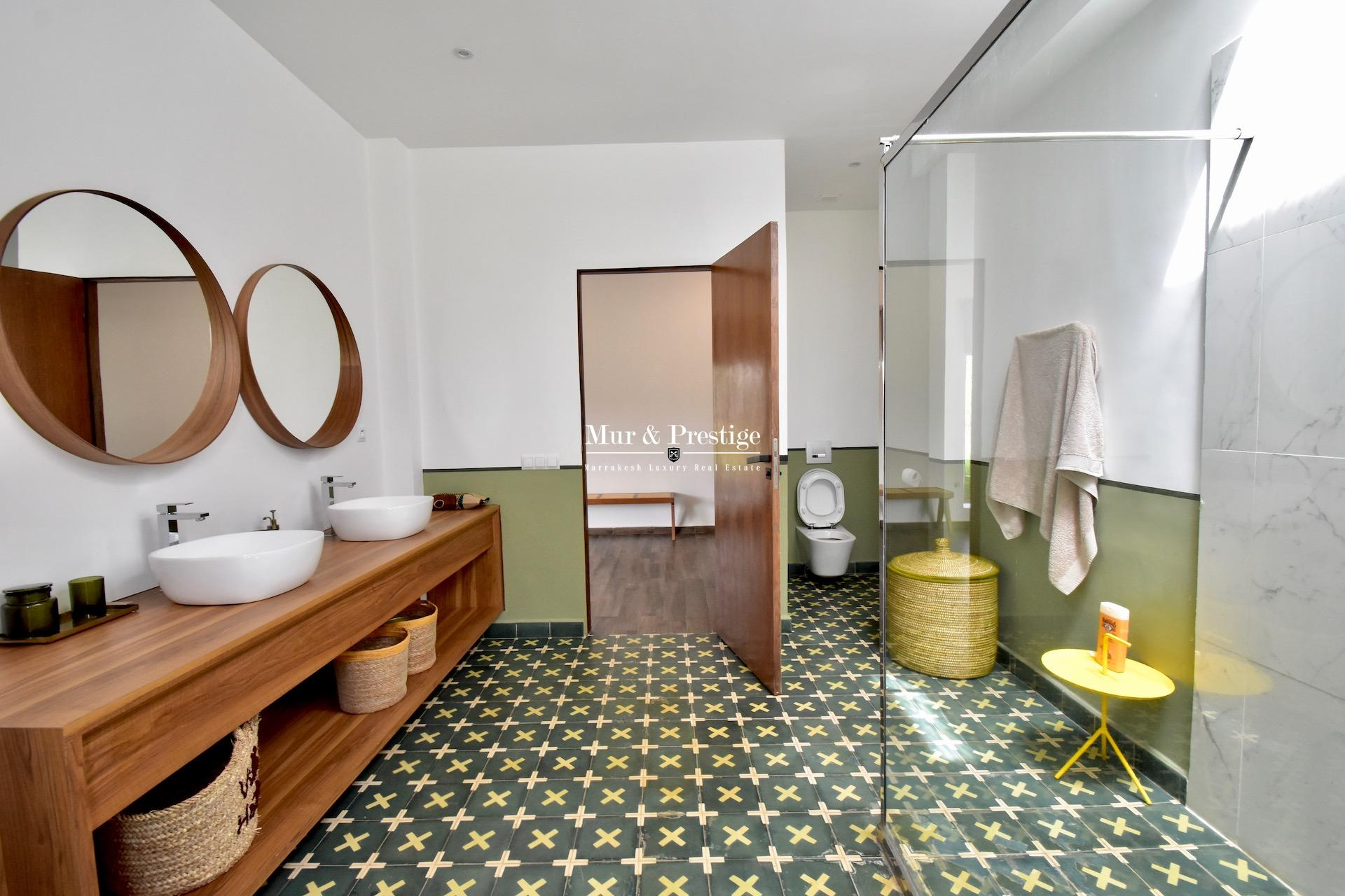 Maison en location à Marrakech - Agence Immobilière - copie