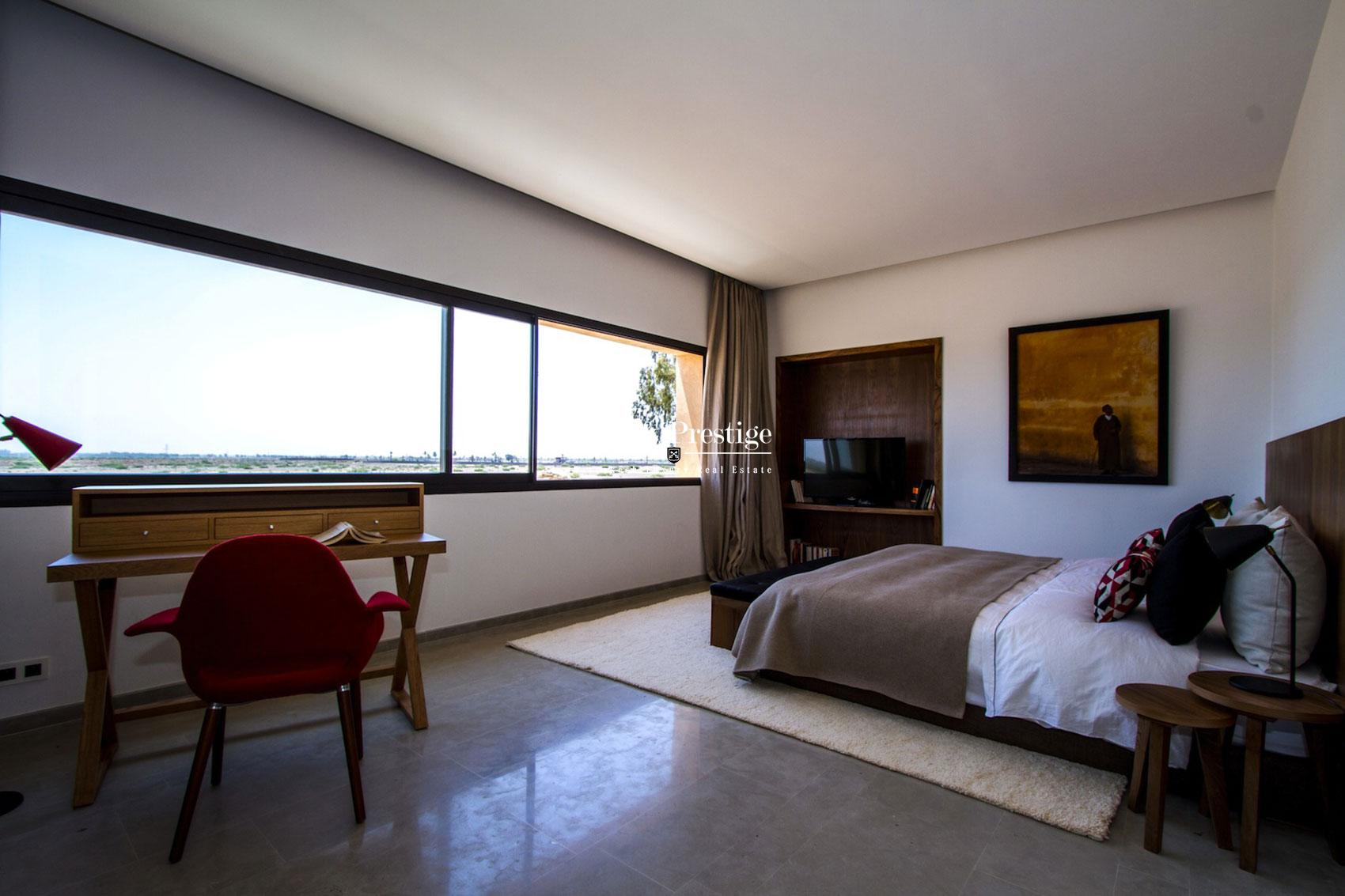 Maison à louer à Marrakech - Agence Imobilière