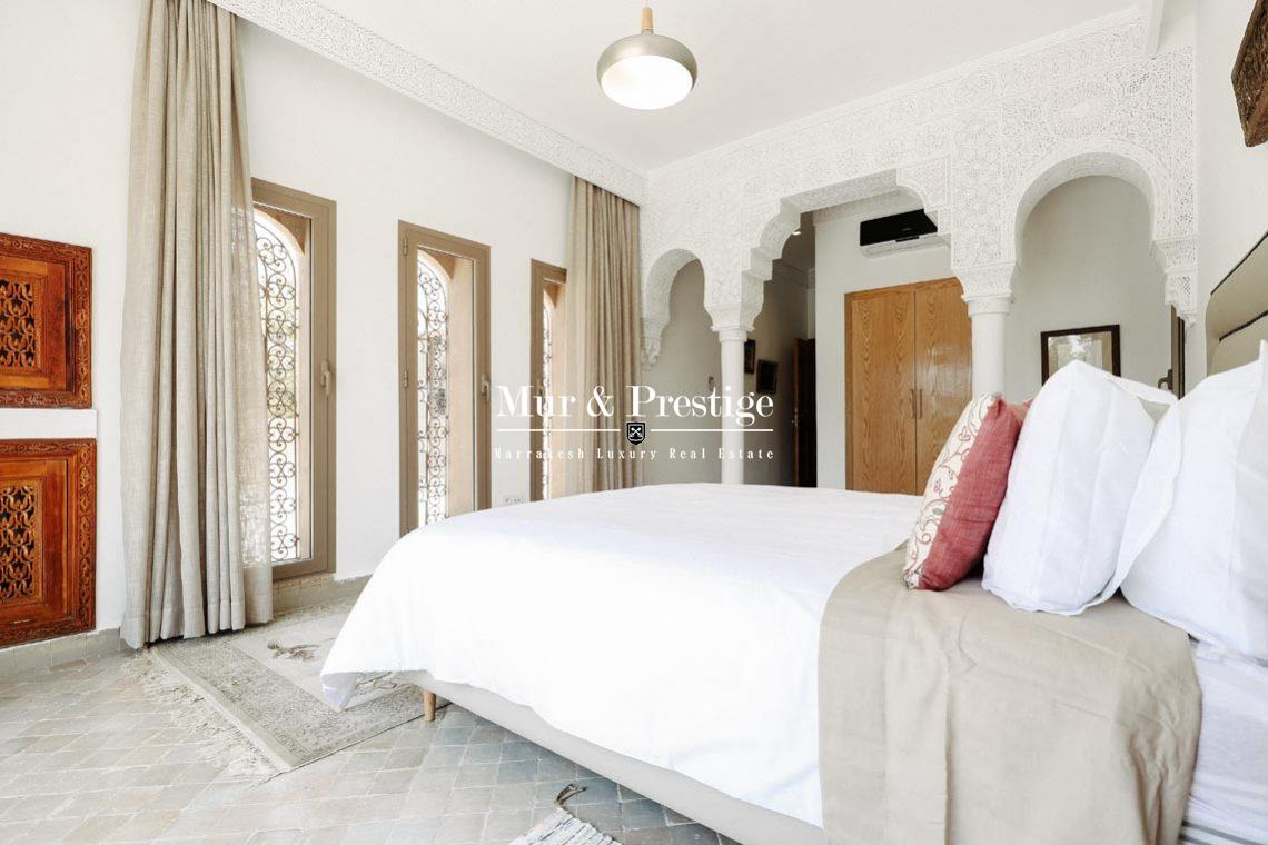 Maison moderne à vendre au centre-ville de Marrakech