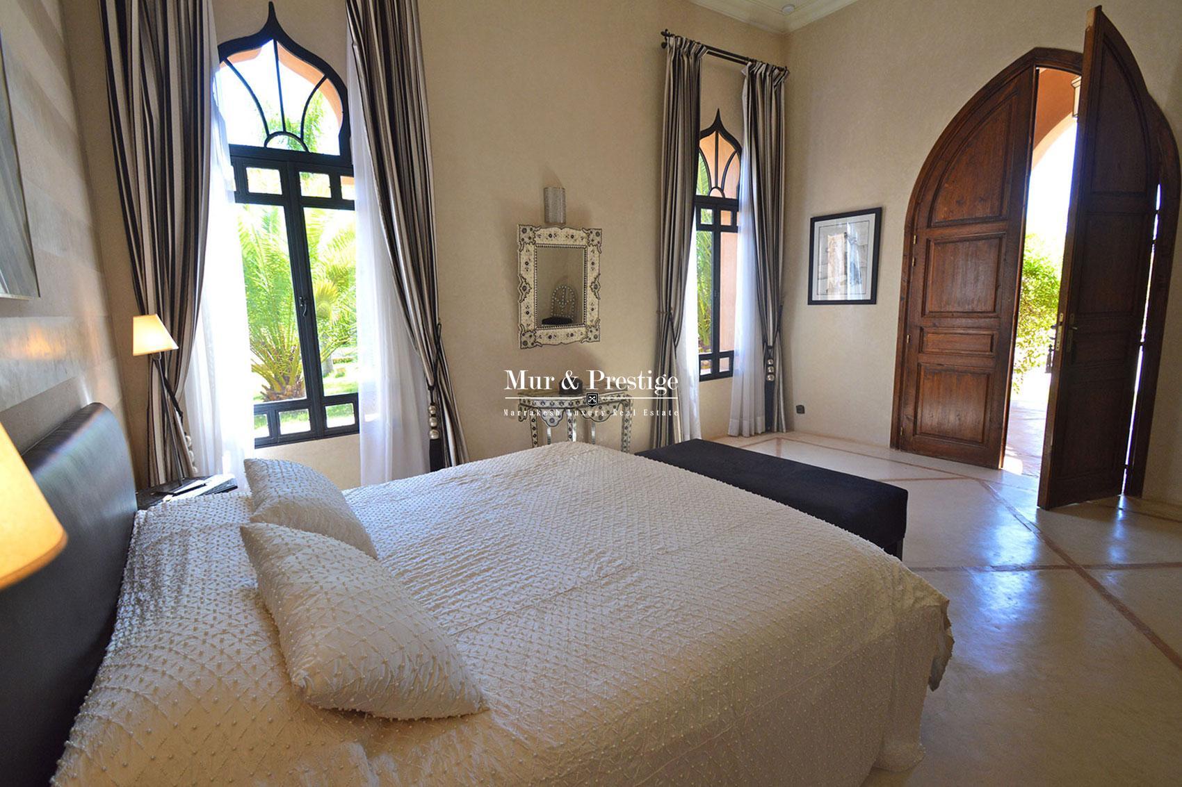 Vente villa de charme Marrakech - copie
