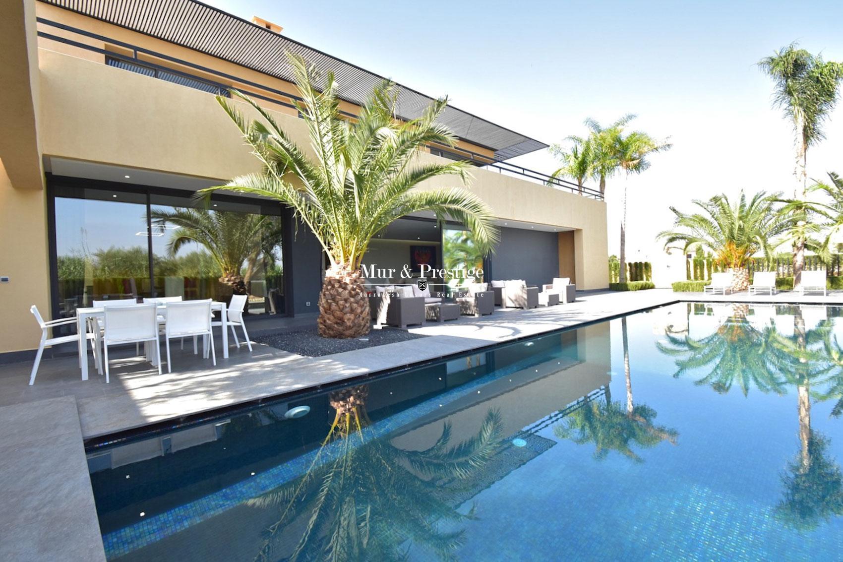 Acheter maison luxe marrakech ventana blog for Achat villa de prestige
