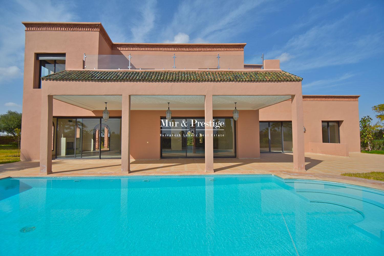 Acheter maison luxe marrakech ventana blog for Acheter une villa