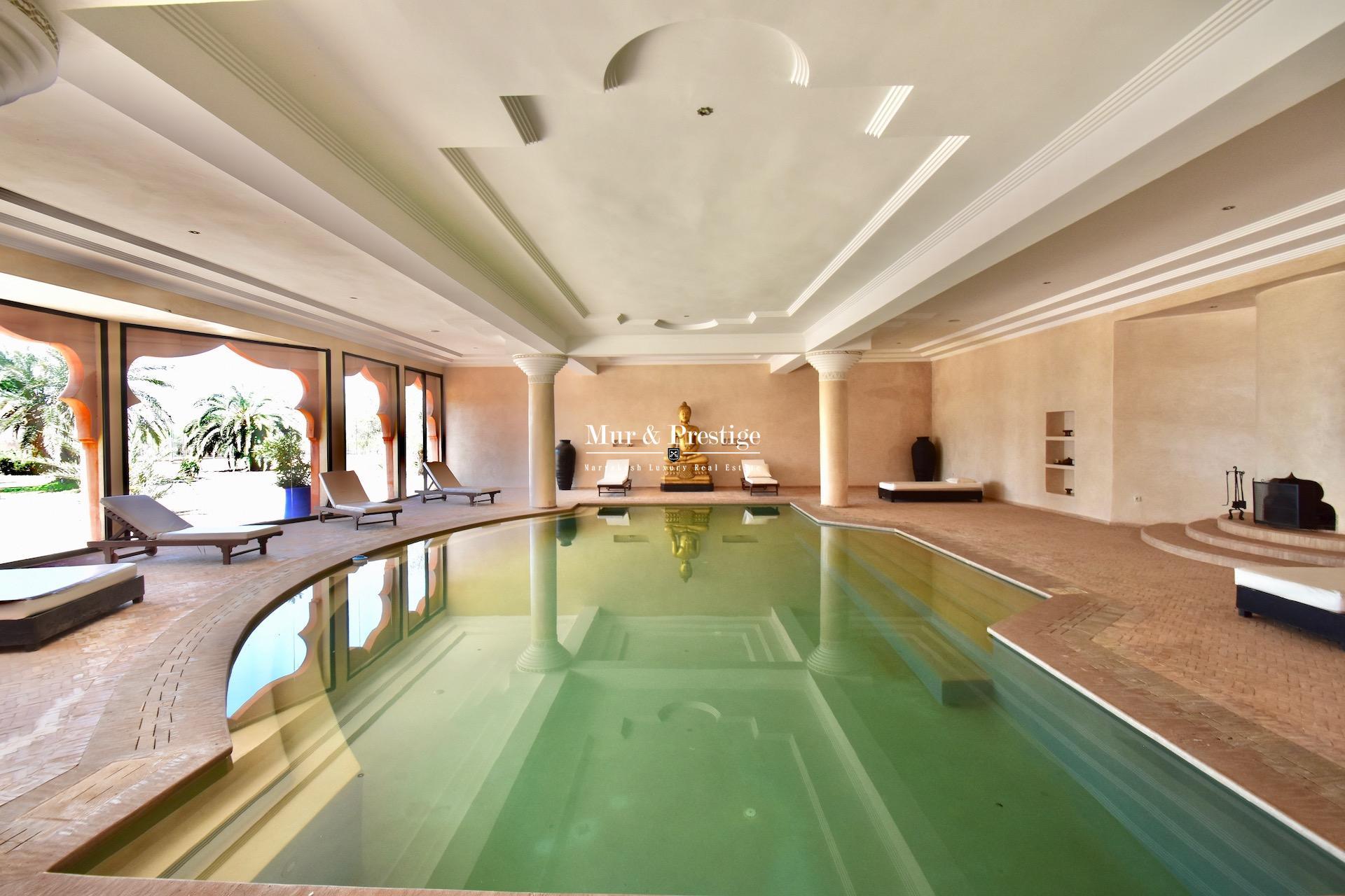 Agence Immobilière à Marrakech - Palais à vendre