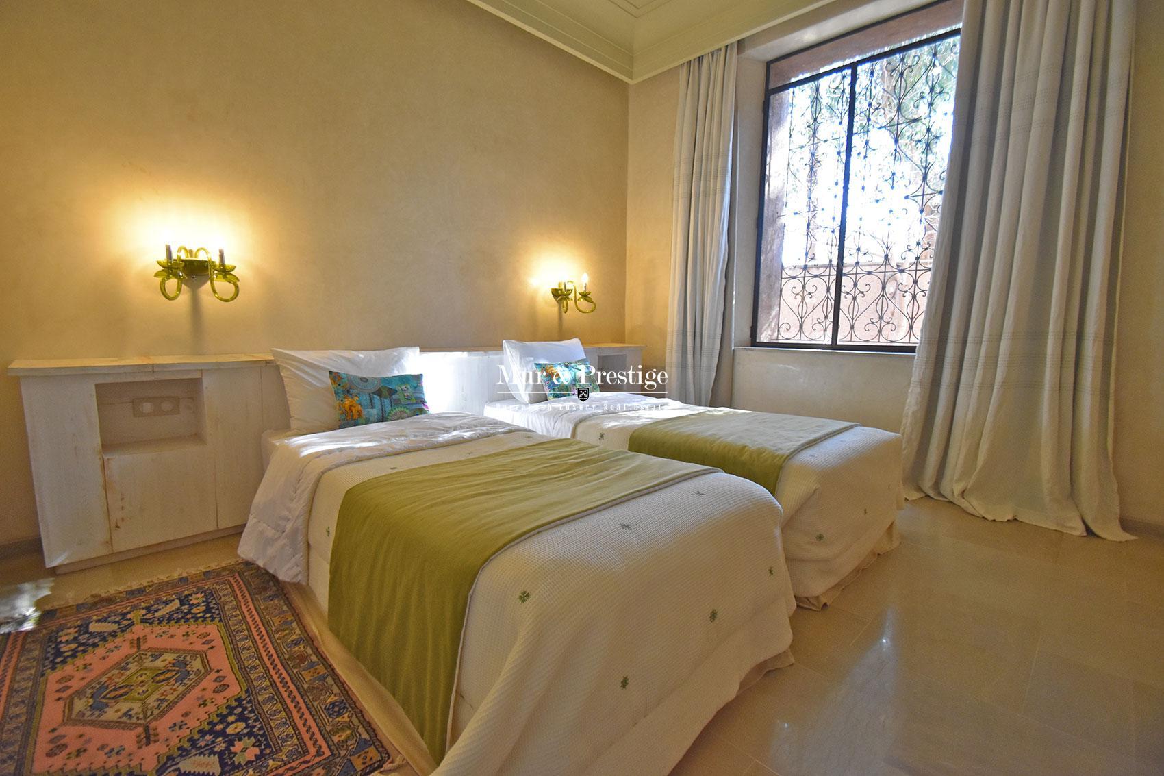 Agence immobilière a Marrakech