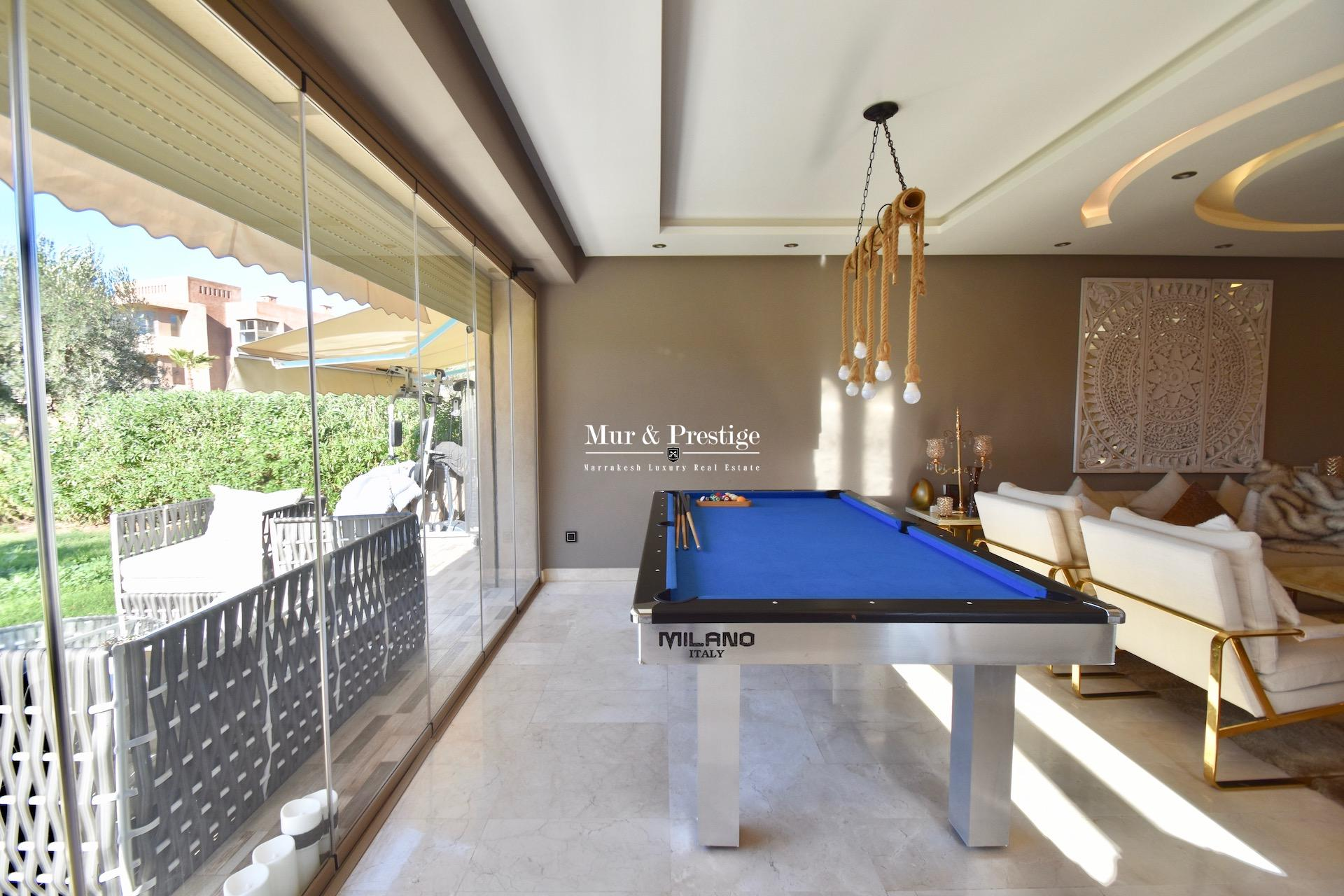 Appartement  sur Golf à vendre à Marrakech