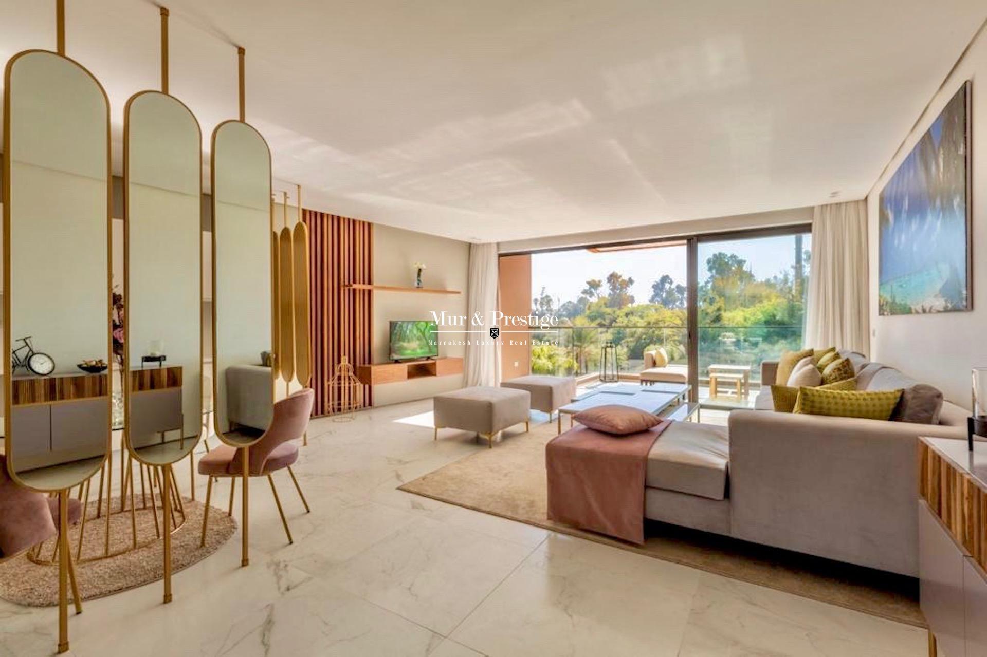 Agence Immobilière à Marrakech –  Appartement moderne à vendre