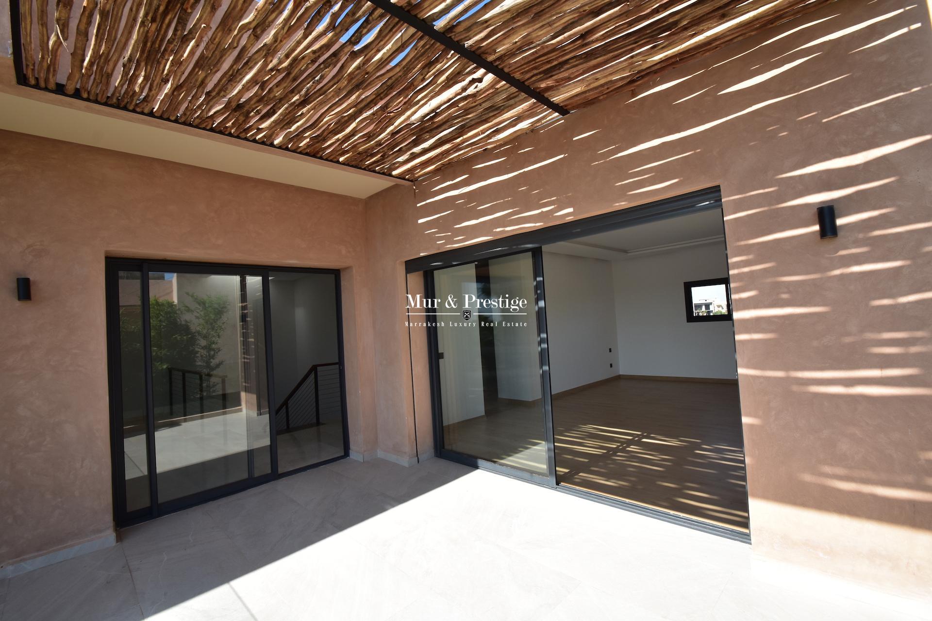 Agence Immobilière à Marrakech - Propriété à Vendre sur Golf