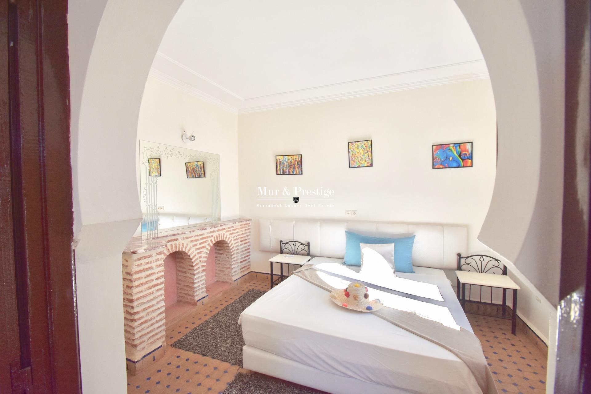 Appart-Hôtel de 18 chambres à vendre au centre-ville de Marrakech