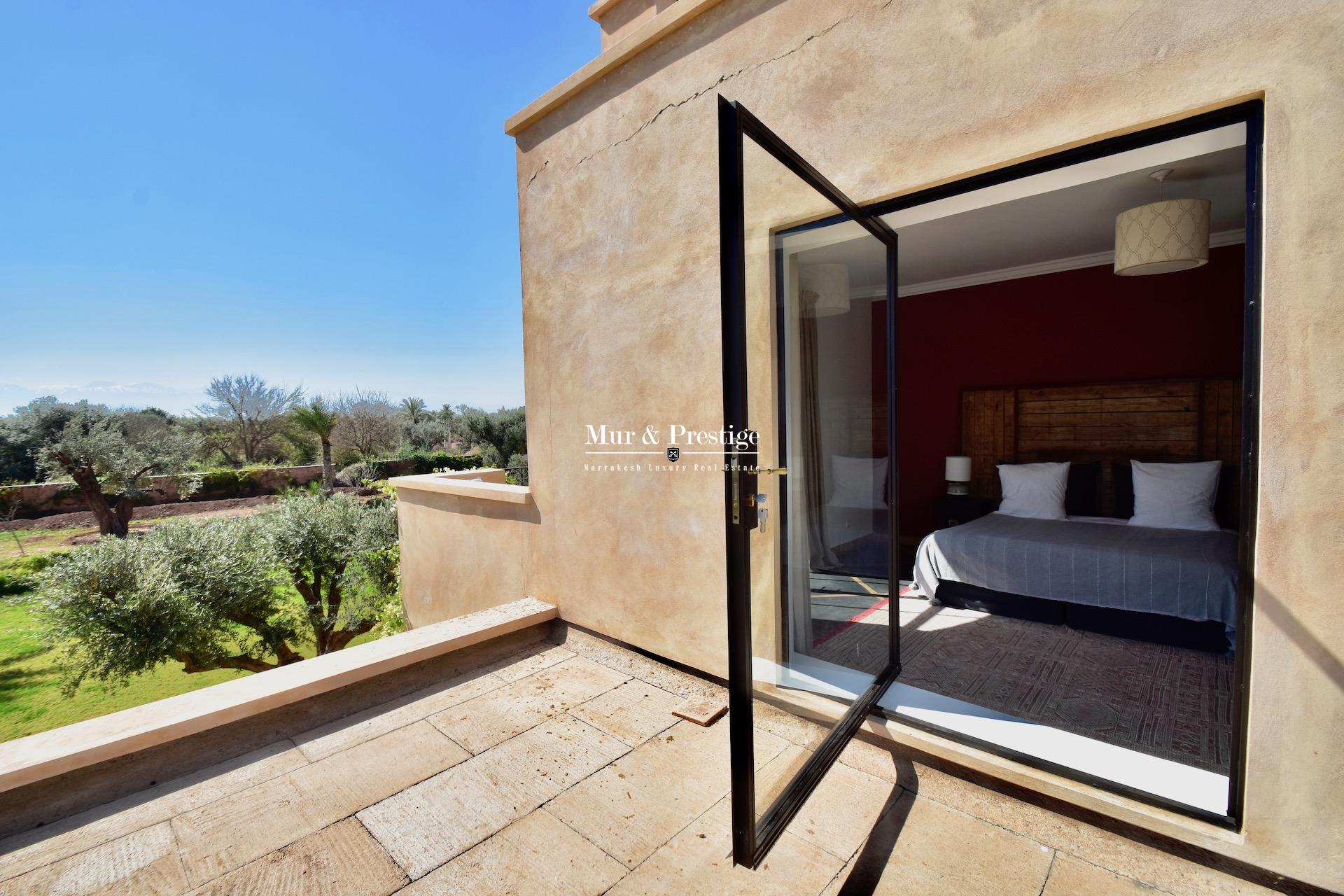 Maison de caract�re en vente � Marrakech