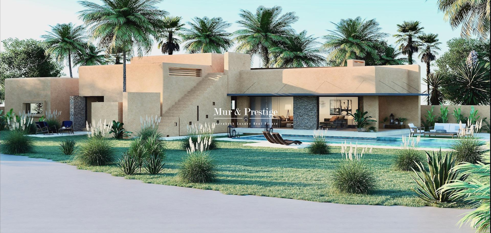 Maison de plain-pied à vendre à Marrakech