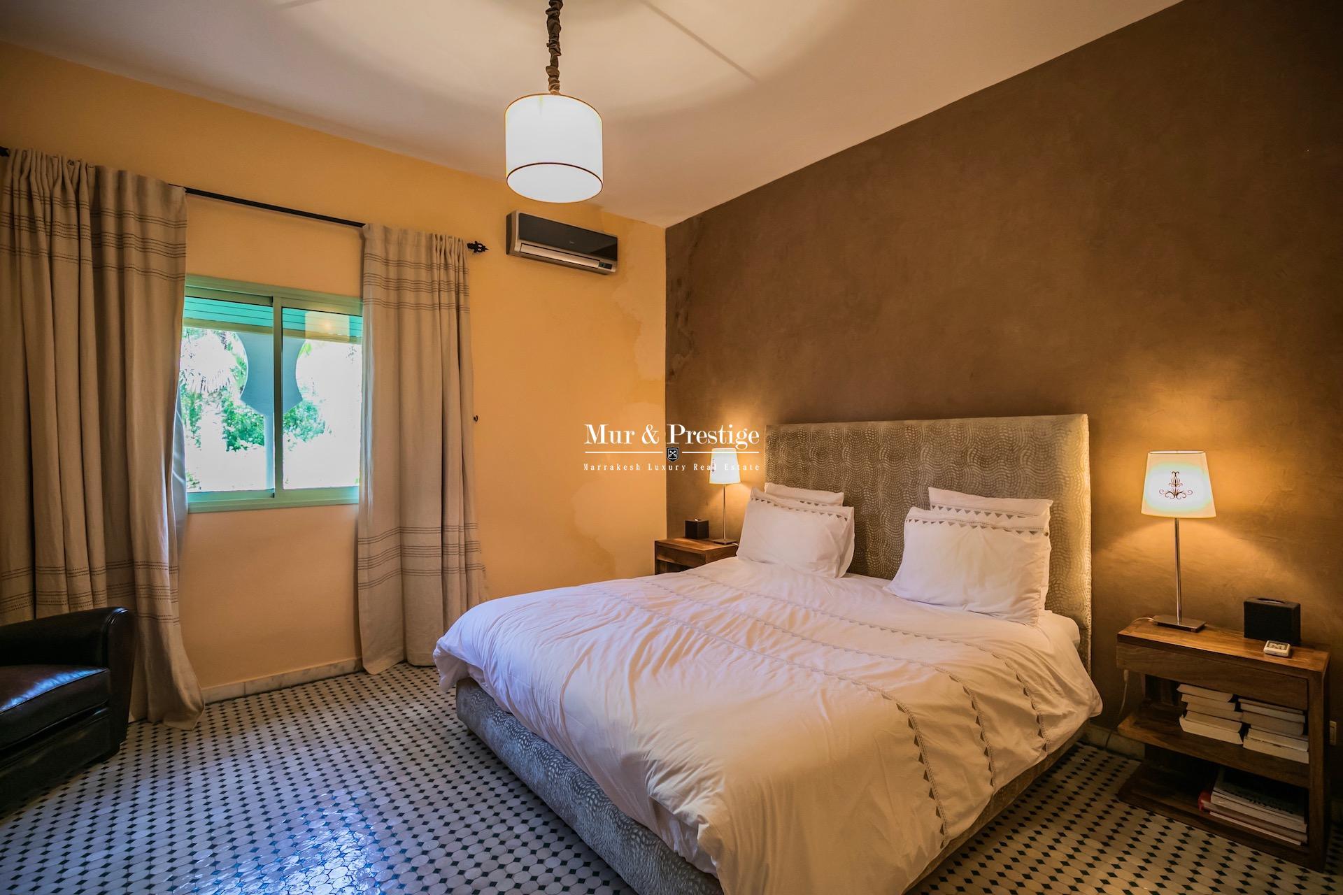 Appartement à vendre à la Palmeriae Marrakech