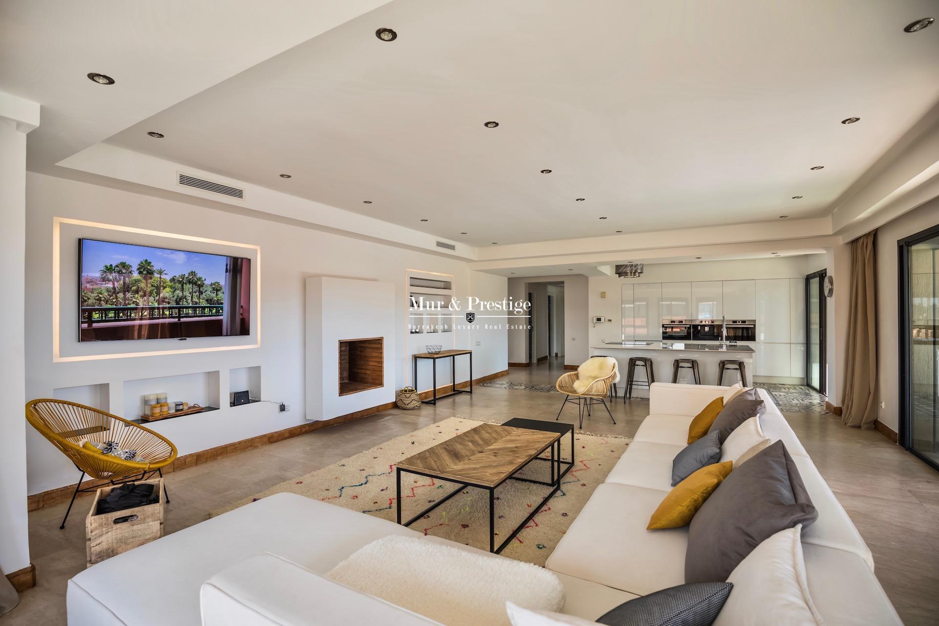 Appartement à vendre à  Marrakech