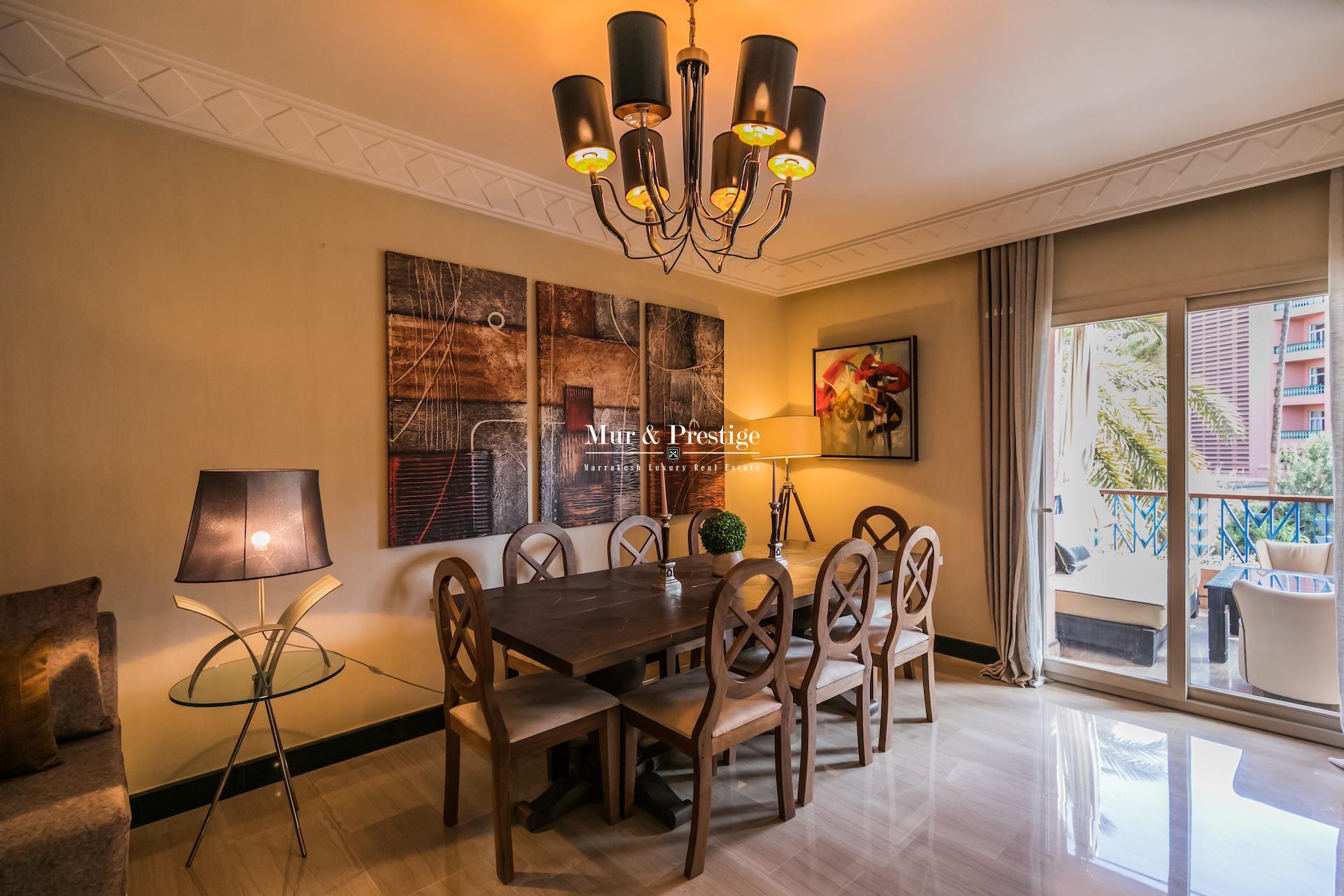Appartement à la vente Hivernage Marrakech
