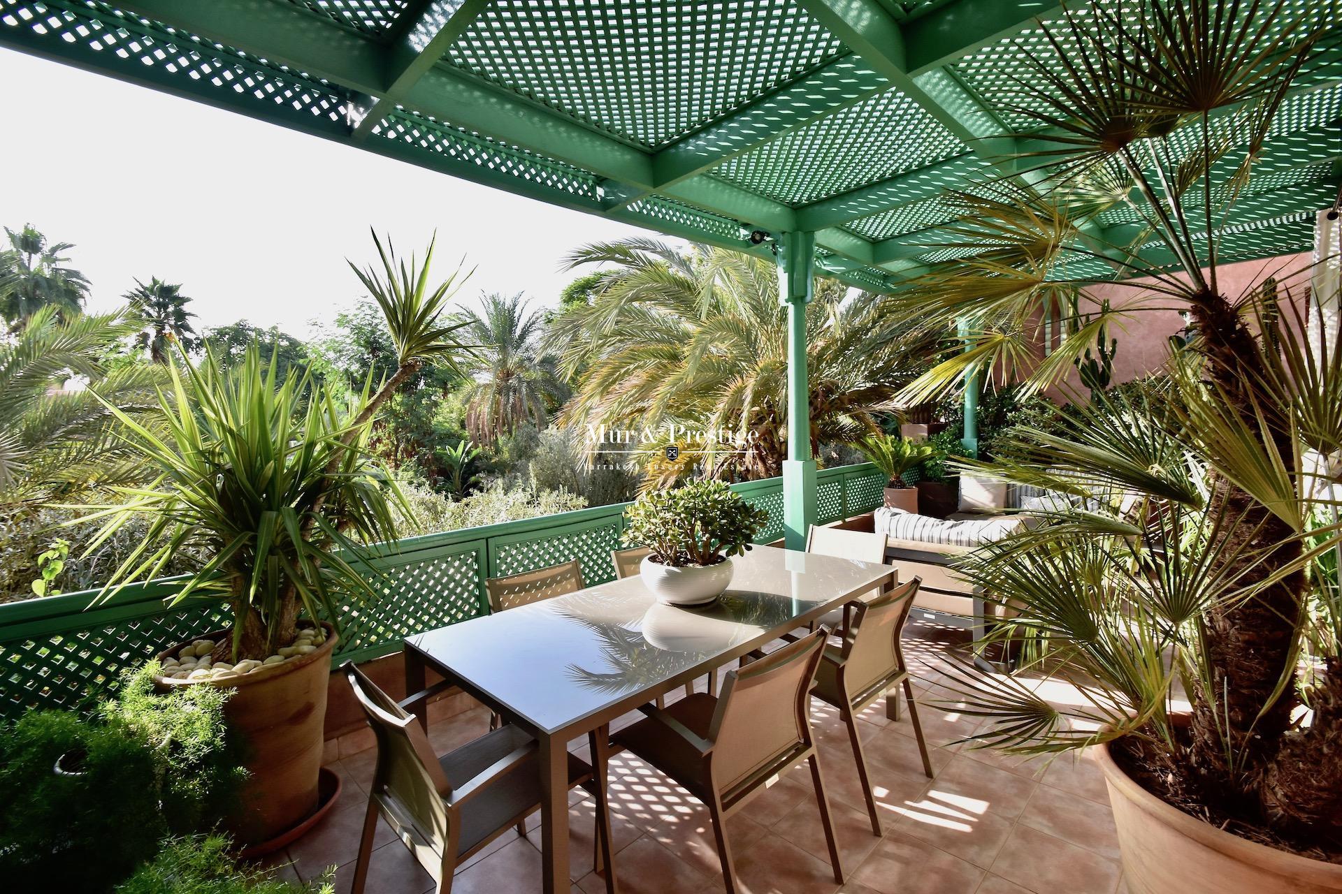 Agence Immobilière à Marrakech - Vente Appartement de Luxe