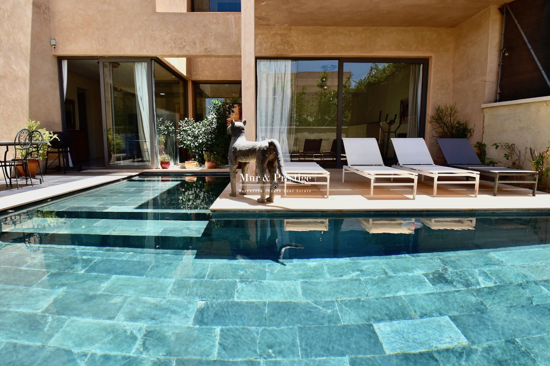 Appartement avec piscine privative  à vendre à Marrakech