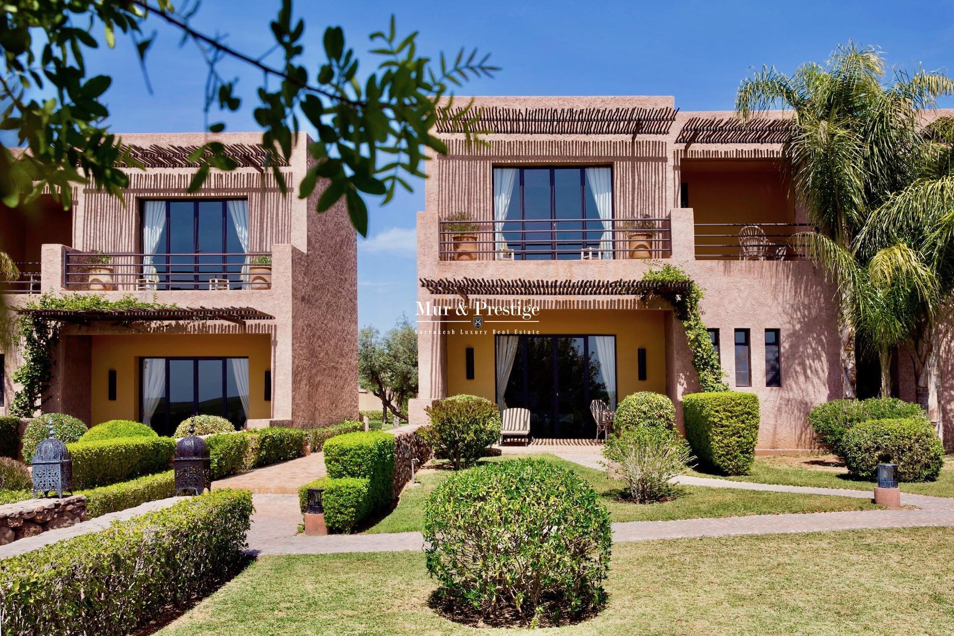 Agence immobilière à Marrakech –  Hôtel haut de gamme à vendre