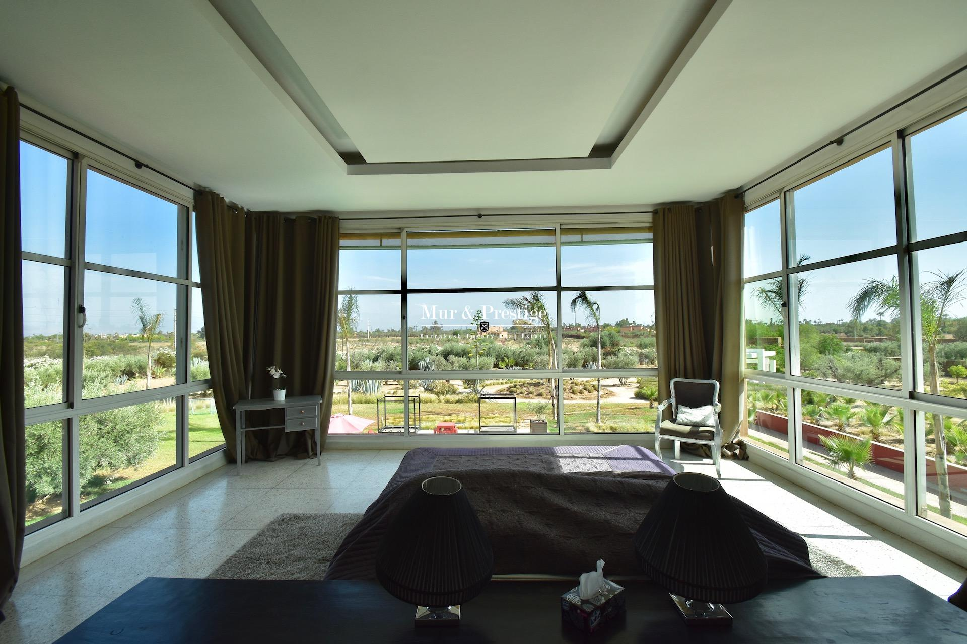 Maison à vendre à Marrakech idéale pour maison d'hôtes