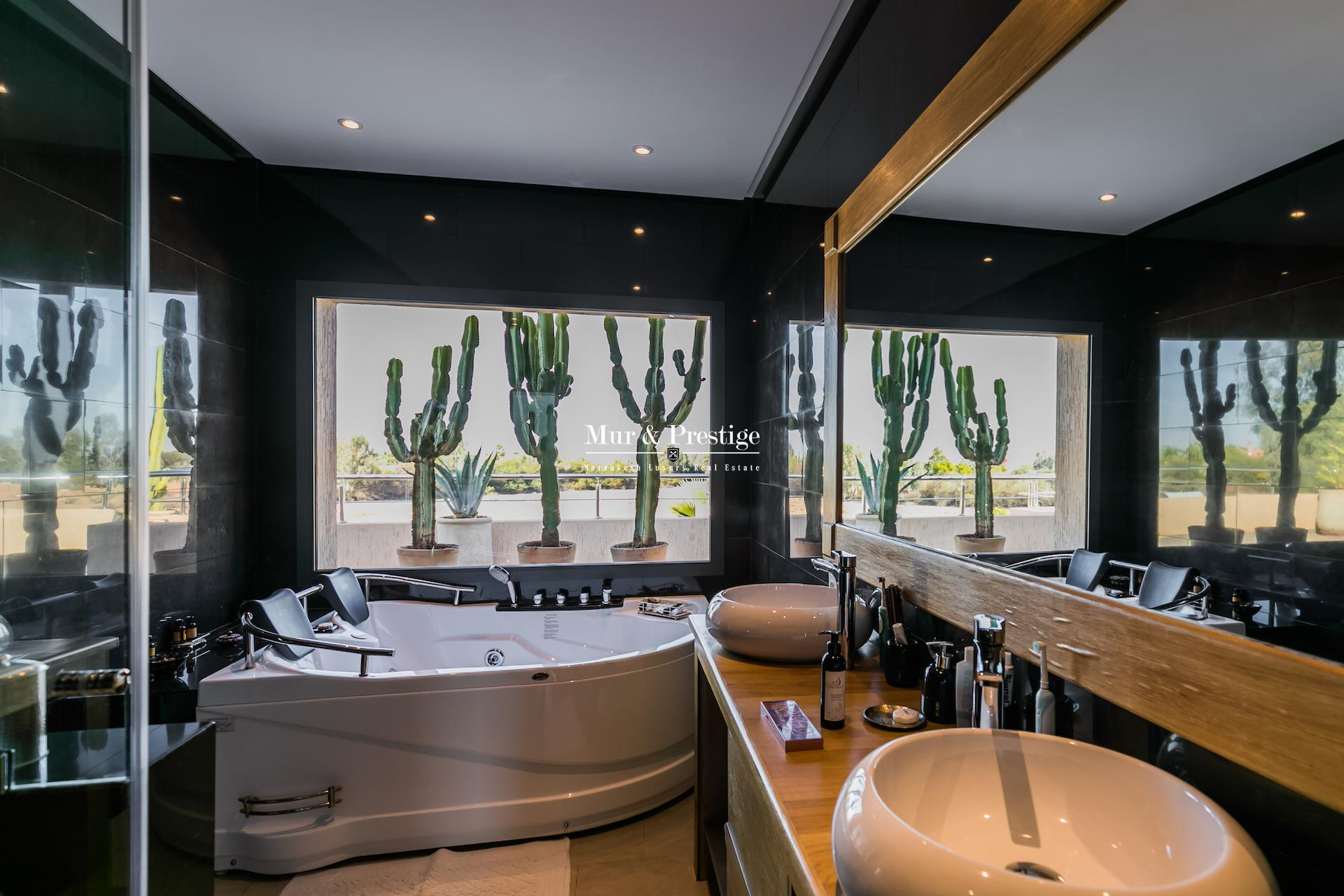 Maison moderne à vendre proche du Golf Royal à Marrakech