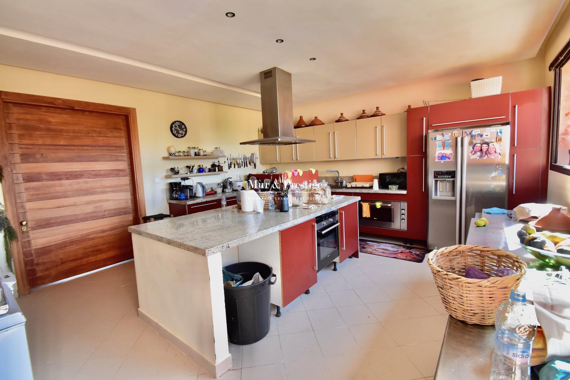 Agence Immobilière Marrakech - Maison d'hôtes en vente