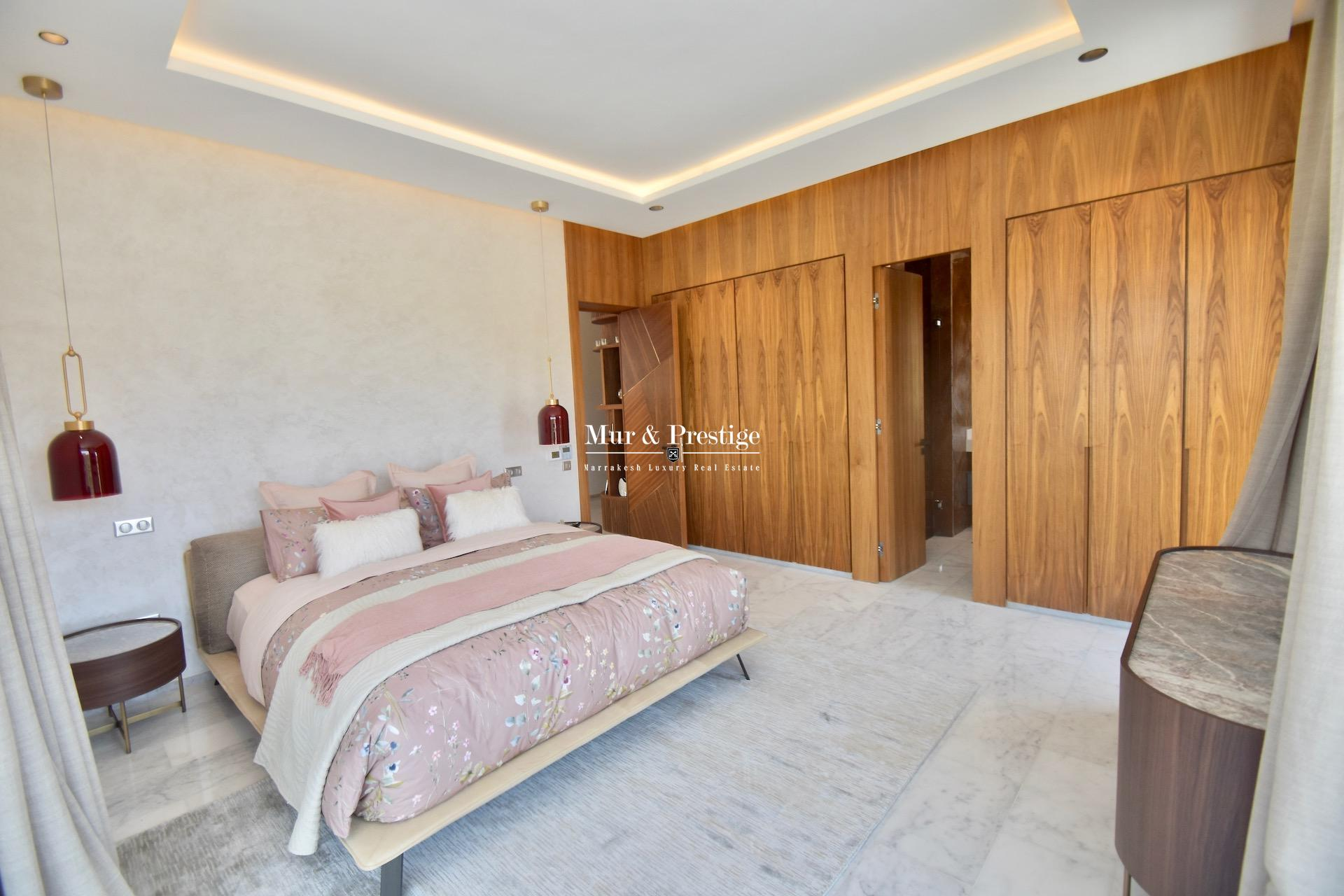 Maison de Prestige en Vente en Front de Golf à Marrakech