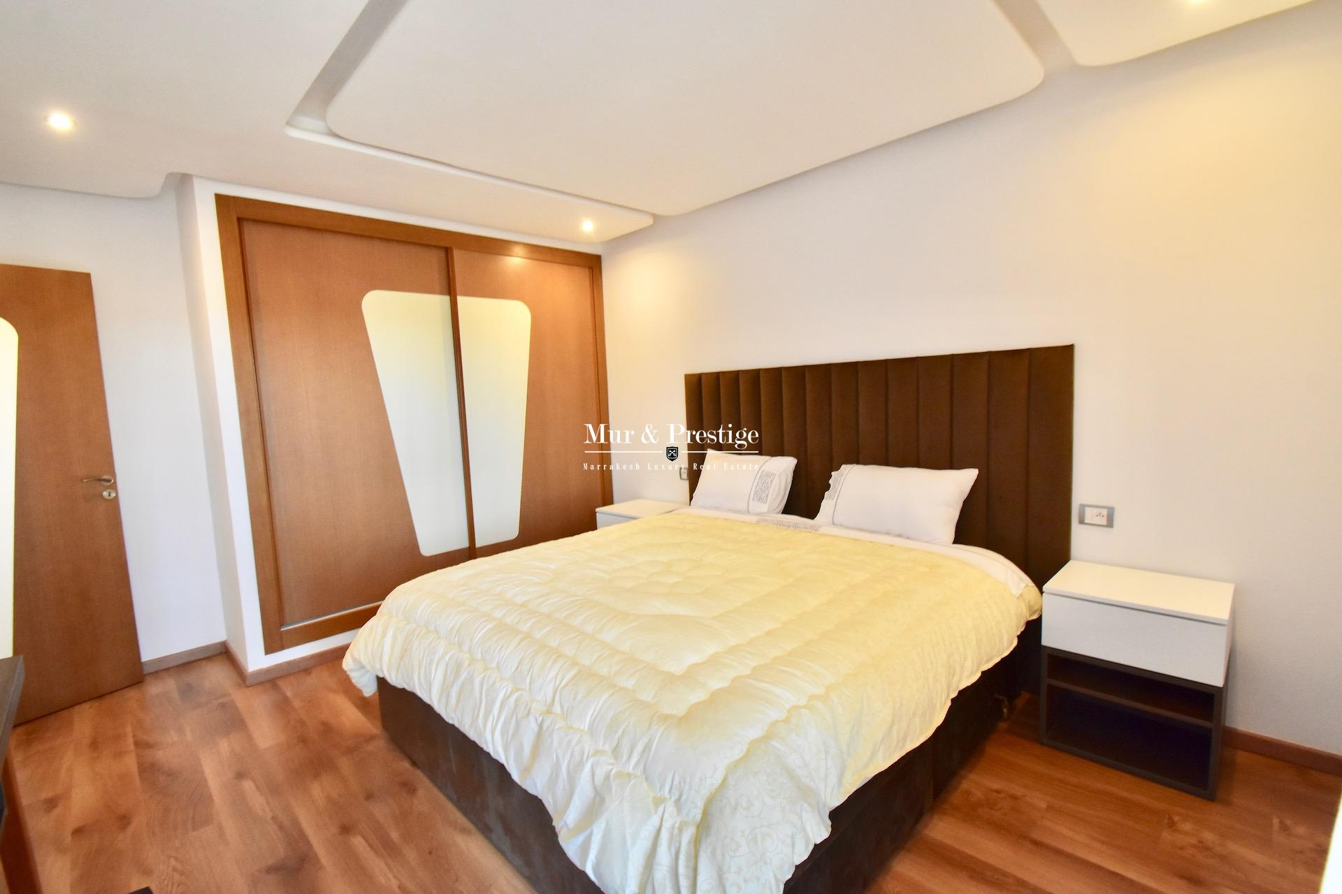 Appartement moderne à vendre à Marrakech