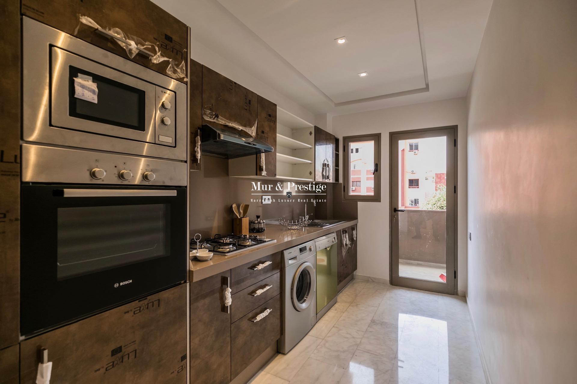 Appartement neuf à vendre au cœur de Gueliz