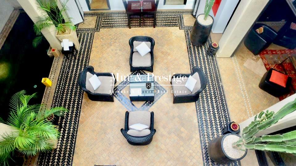 Vente Riad à Marrakech - Agence Immobilière