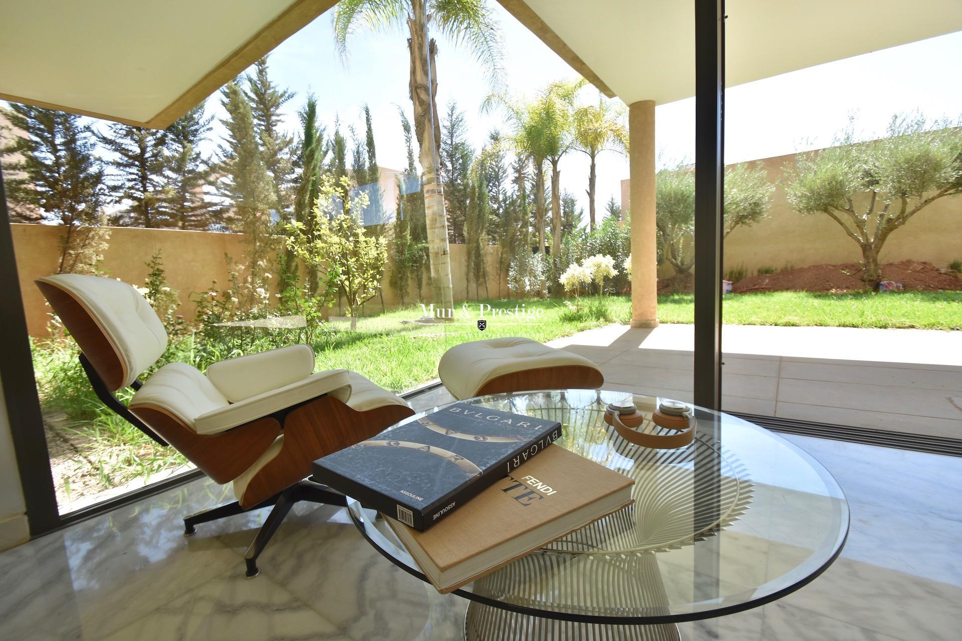 Loft  avec jardin à vendre à Marrakech