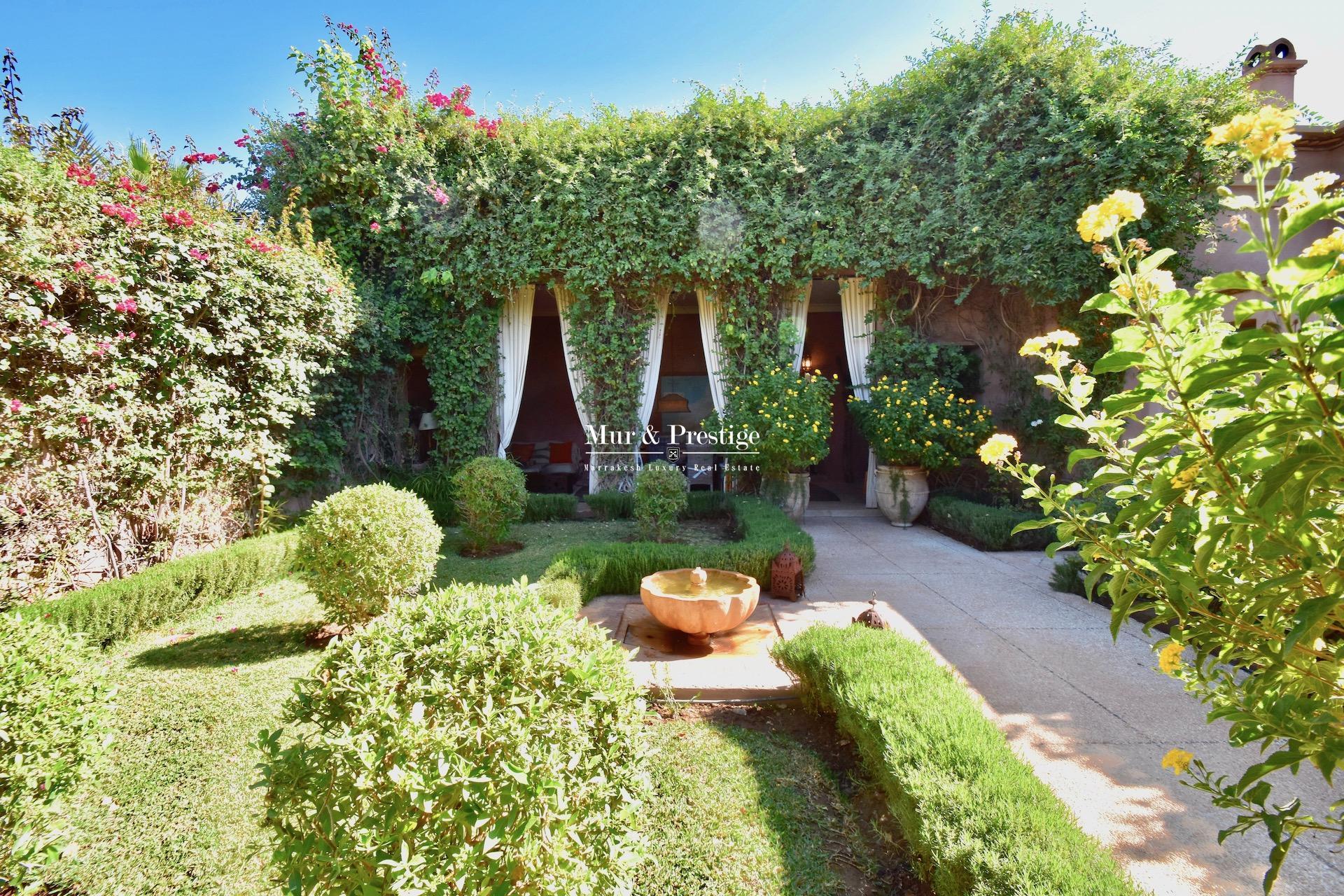 Villa Charles Boccara  à vendre à Marrakech