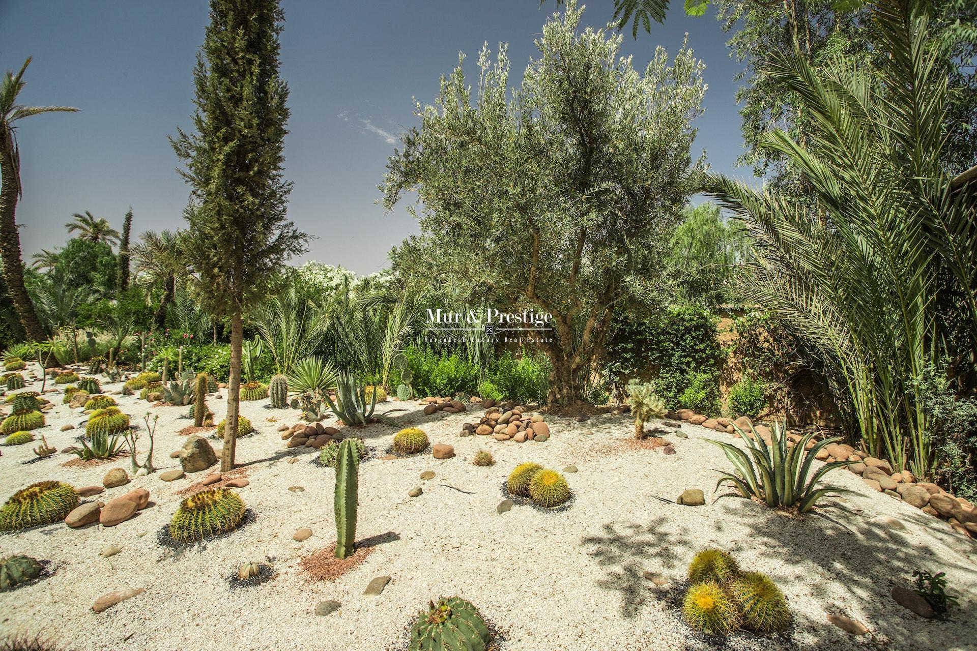 Villa à vendre à Bab Atlas Marrakech