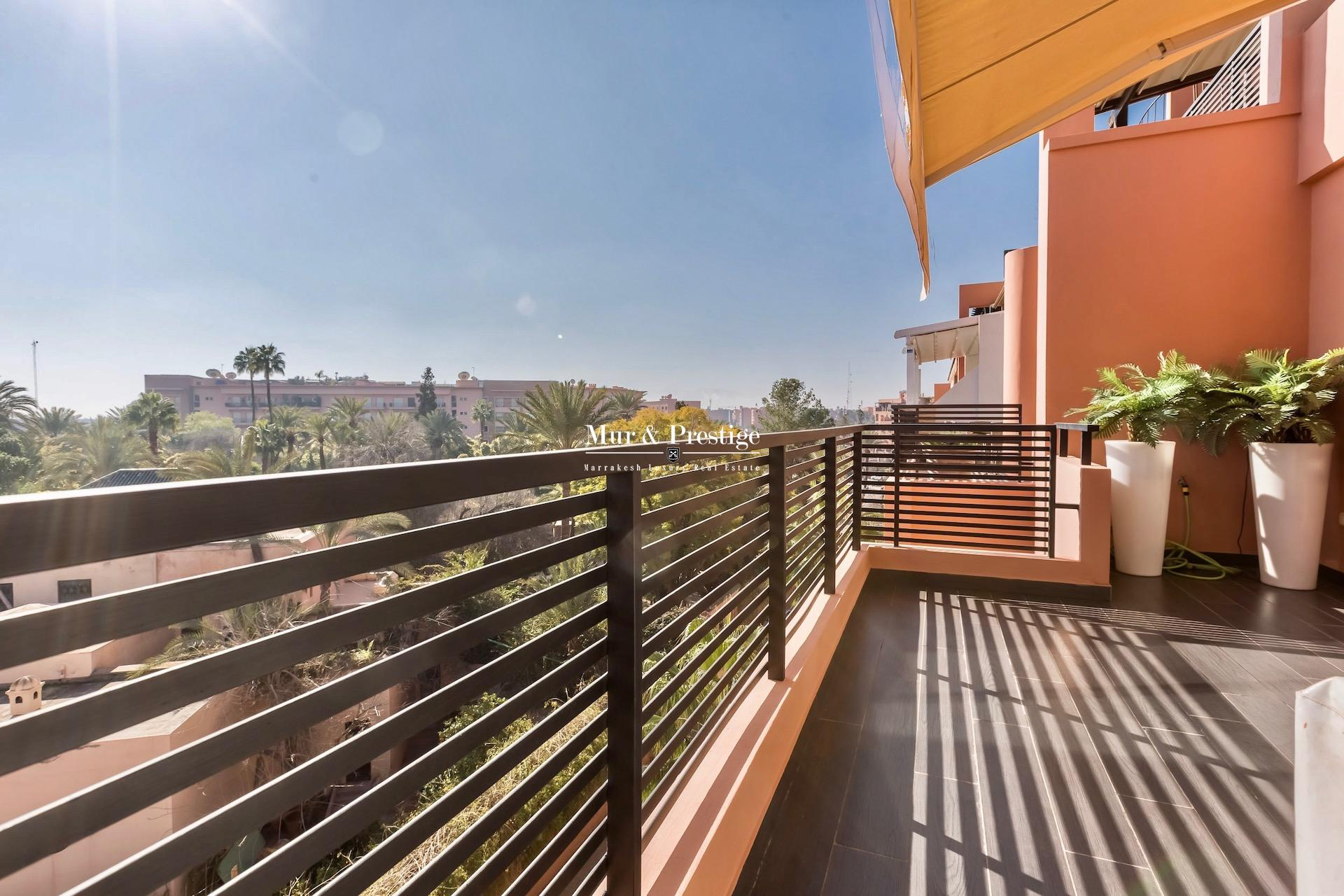 Duplex à vendre à Majorelle Marrakech