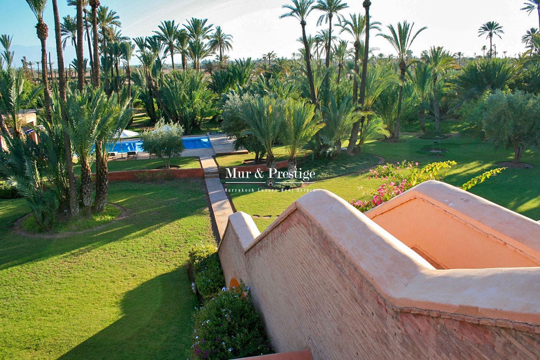 Agence immobiliere Mur et Prestige a Marrakech