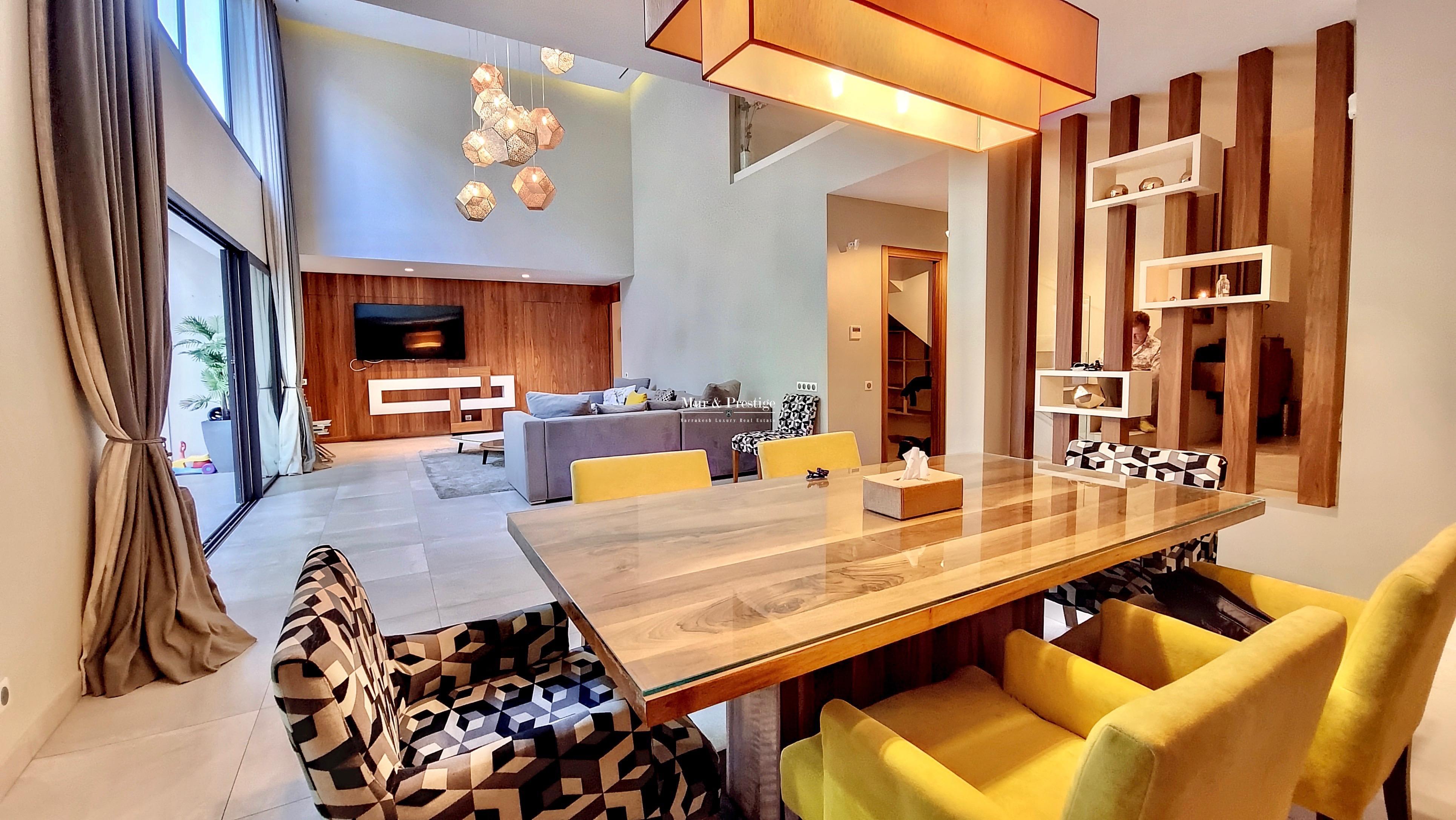 Agence Immobilière à Marrakech - Vente Appartement Majorelle