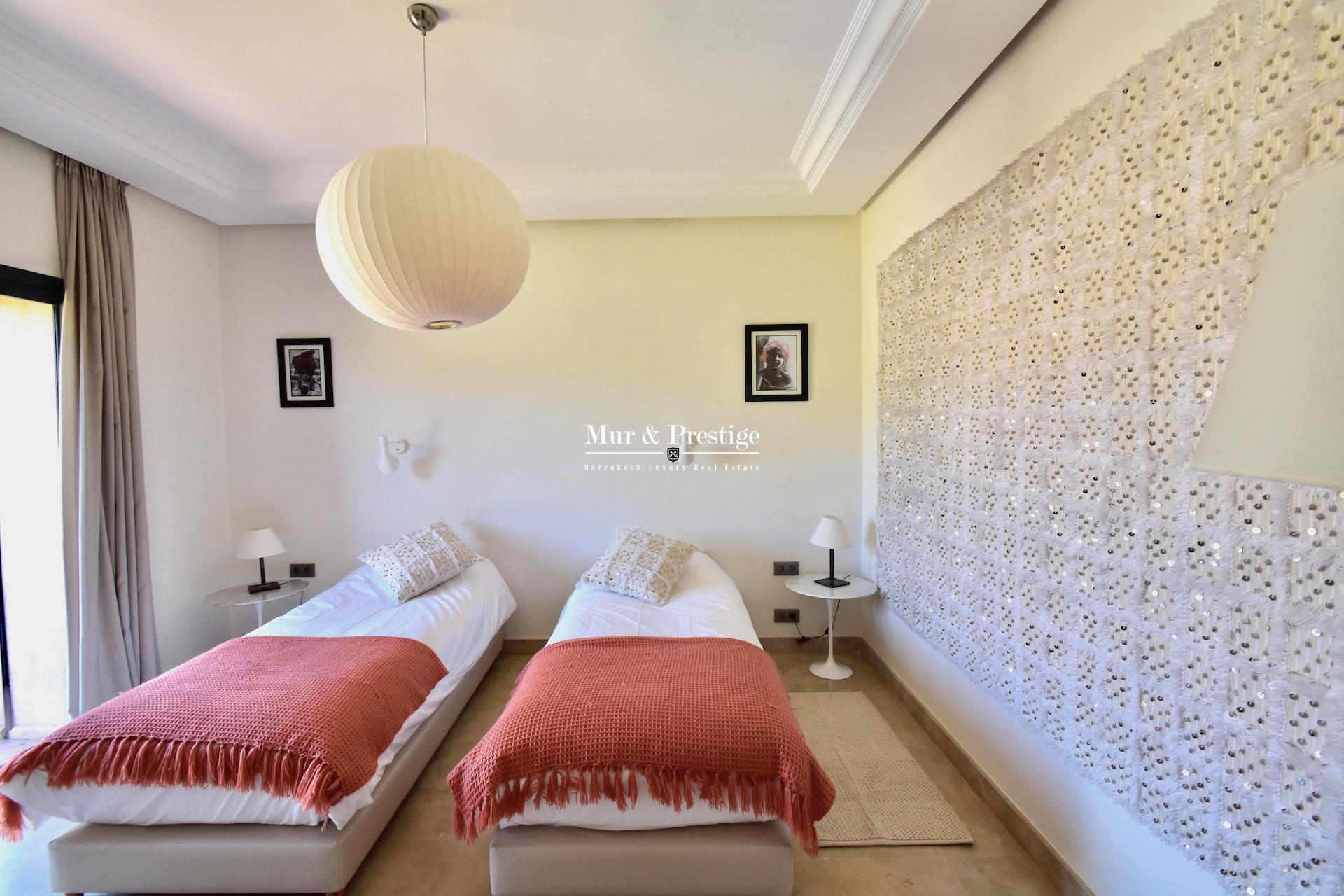 Maison moderne à vendre à Marrakech