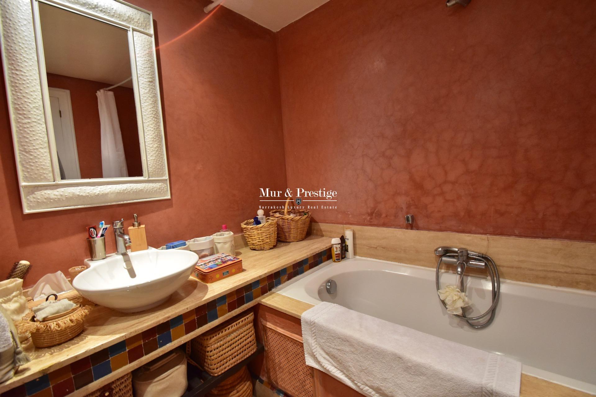 Appartement en vente à Marrakech – Agence Immobilière