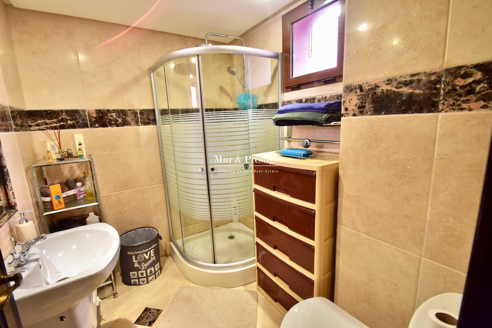 Agence Immobilière Marrakech - Appartement à vendre