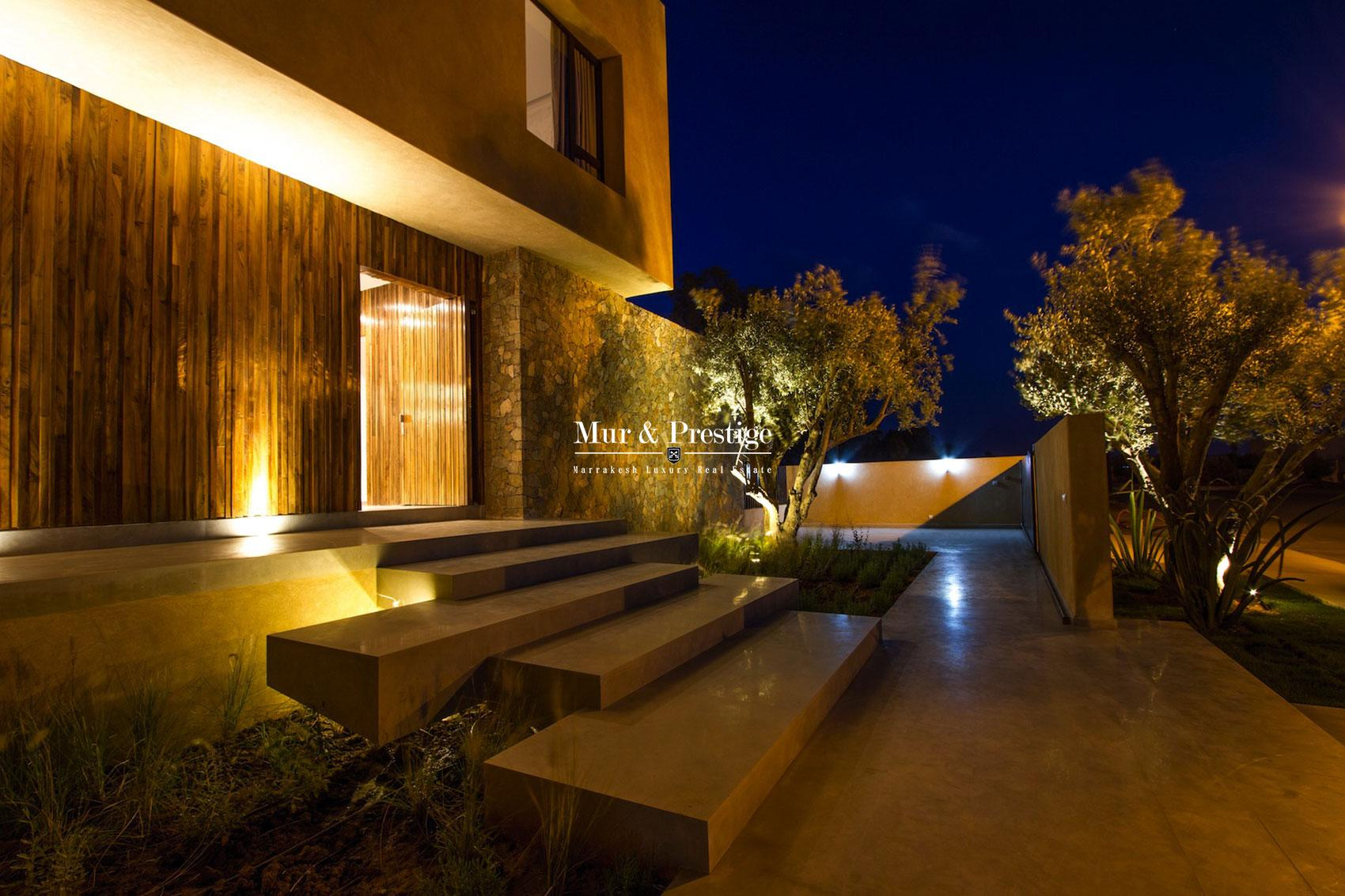 Belle maison a vendre Marrakech