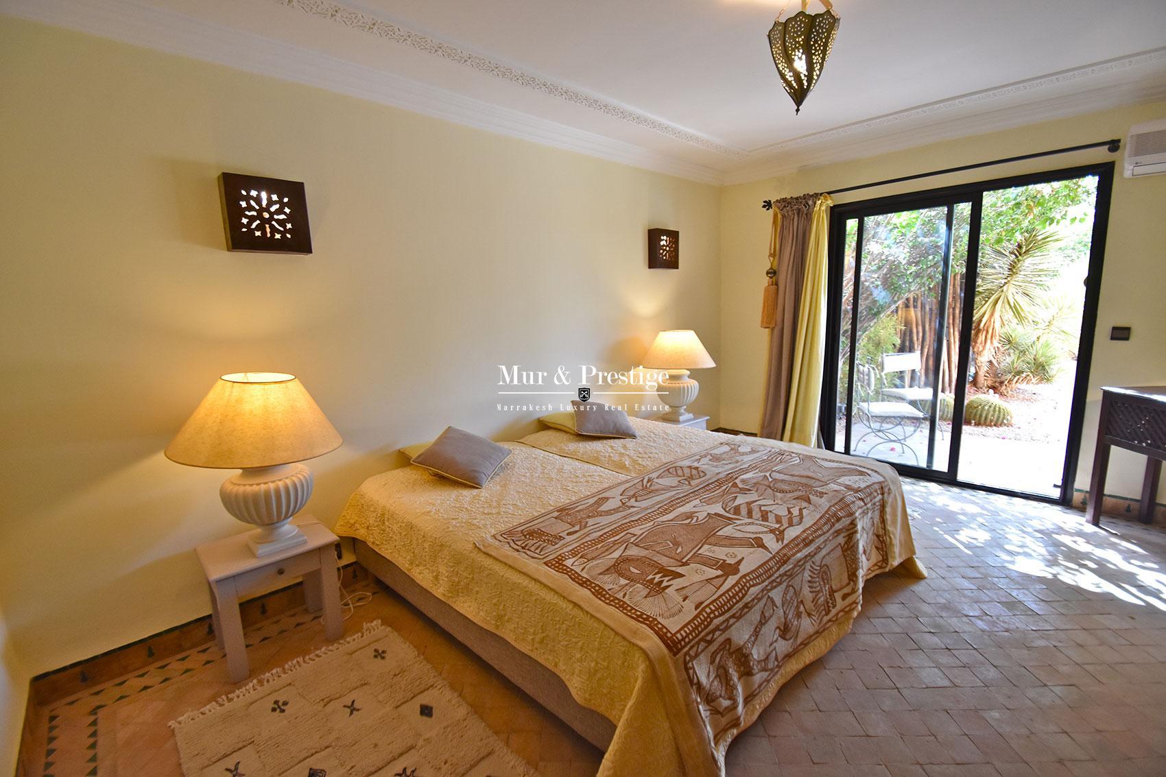 Belle maison en vente a Amelkis Marrakech