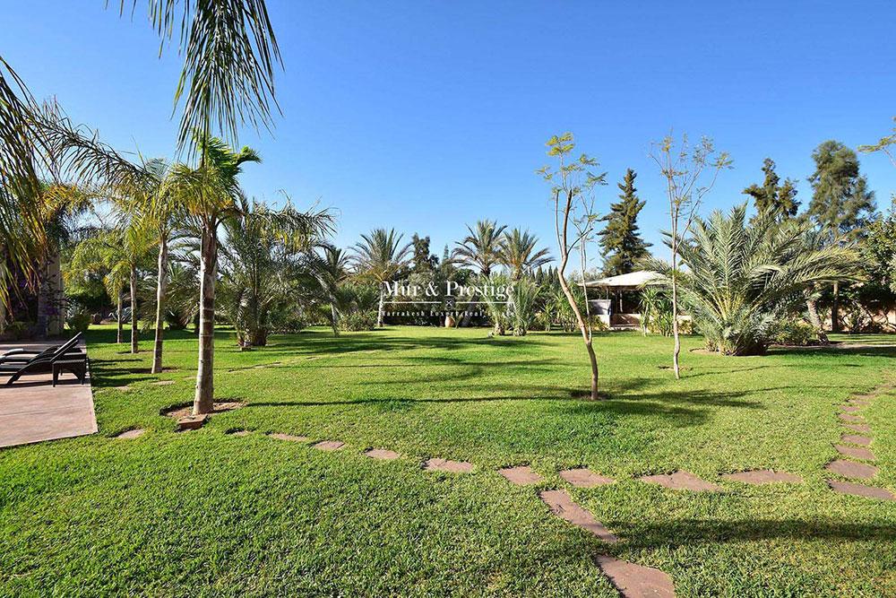 Belle villa a vendre a Marrakech