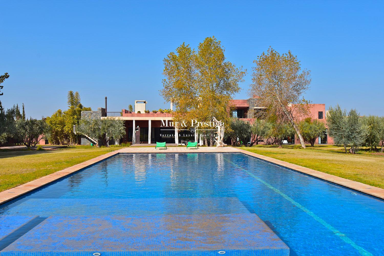 Demeure de charme a vendre a Marrakech