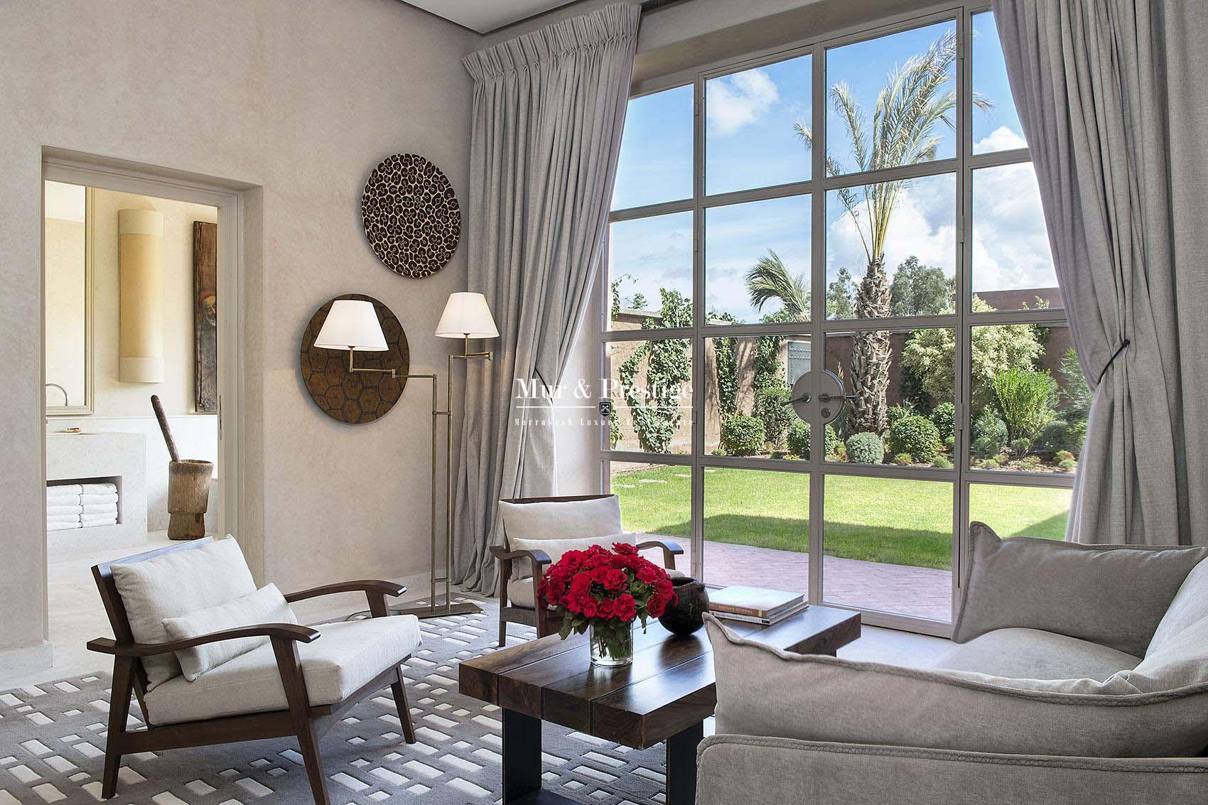 Demeure de prestige a vendre à Marrakech