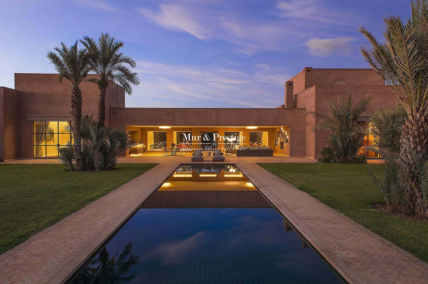 Demeure de prestige à vendre à Marrakech
