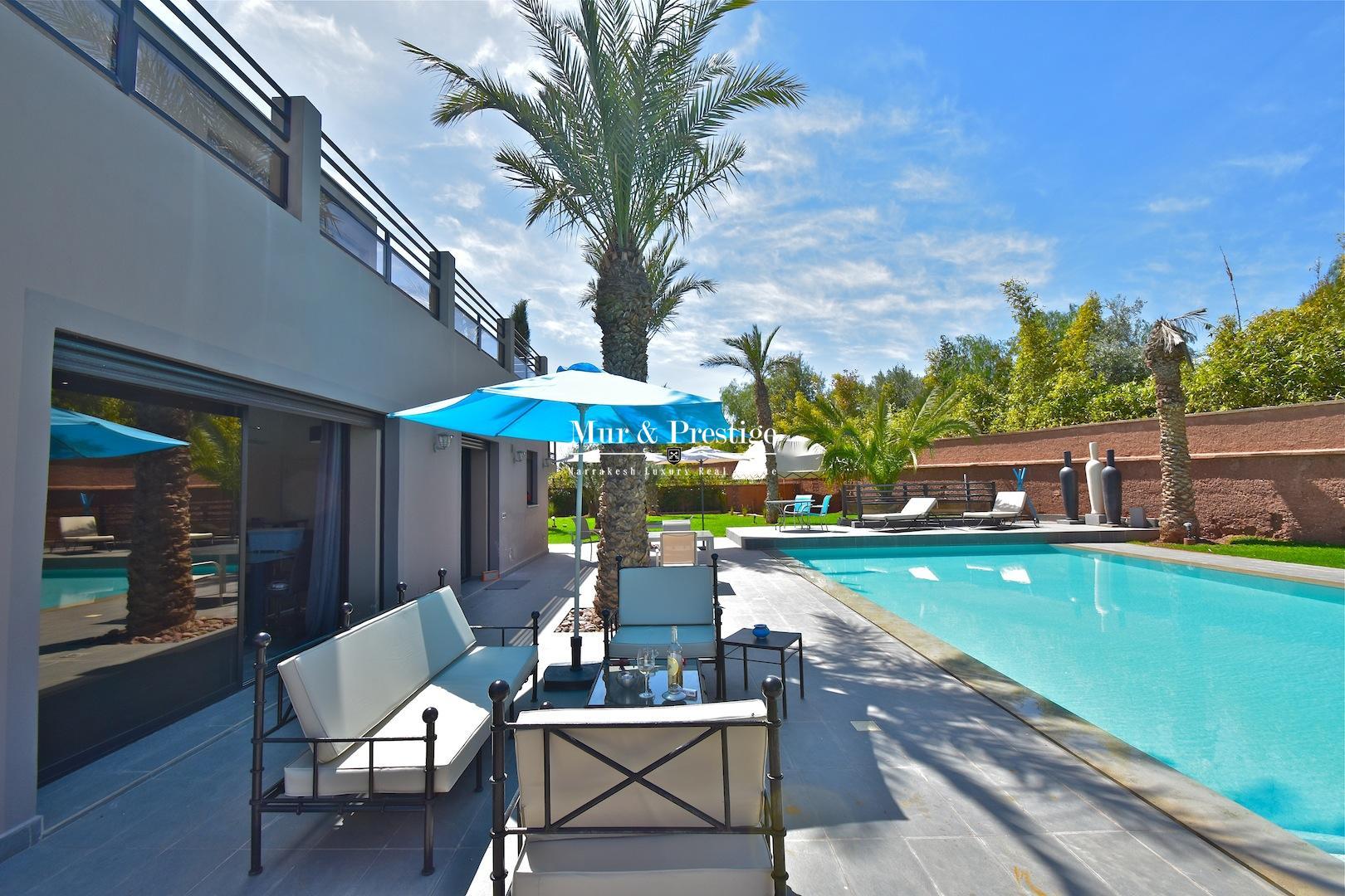 Loft avec jardin et piscine privative à vendre - Marrakech