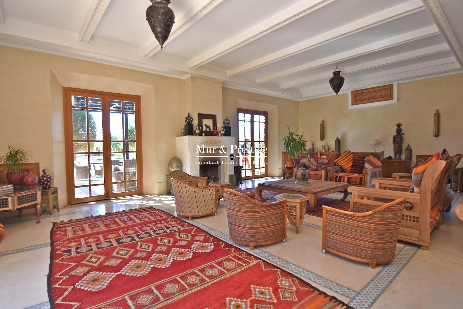 Maison � vendre � Marrakech