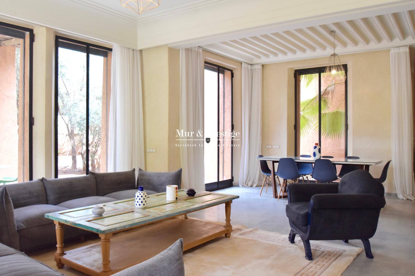 Maison à vendre style Kasbah Marocaine